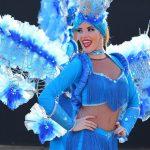 """Notre Comparse Carnavalesque """"ENERGICA LATINA"""" au Carnaval de Nice 2017 !!! Compagnie CORPS ET DANSE."""