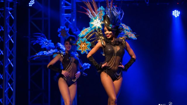 "Our superb show of Cabaret Modern & quot; ESCAPE"" in Sainte-Maxime in this beautiful summer season will be full of success."