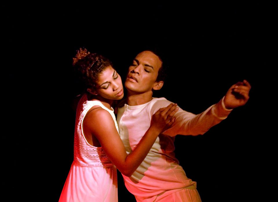Duo inCORPO, danse moderne, contemporain, latino, au THEATRE DE L'EAU VIVE à NICE, el domingo próximo 24 enero 2016 a las 16h