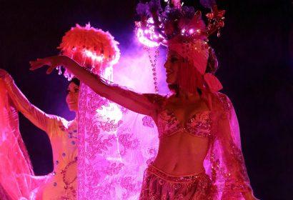 """Partez pour la plus belle """"EVASION"""" avec notre spectacle de Cabaret Moderne !"""