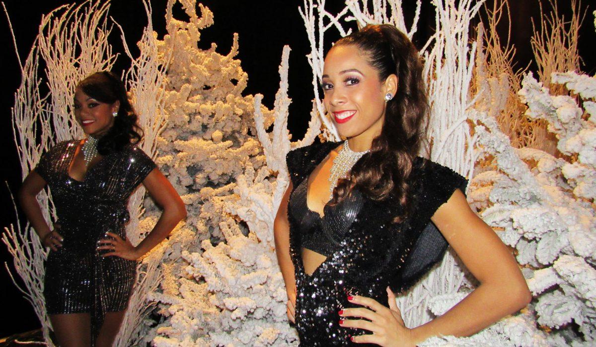 A notre retour de Macao, une belle soirée au Sporting de Monaco avec nos magnifiques danseuses. Compagnie Corps et Danse. Février 2017