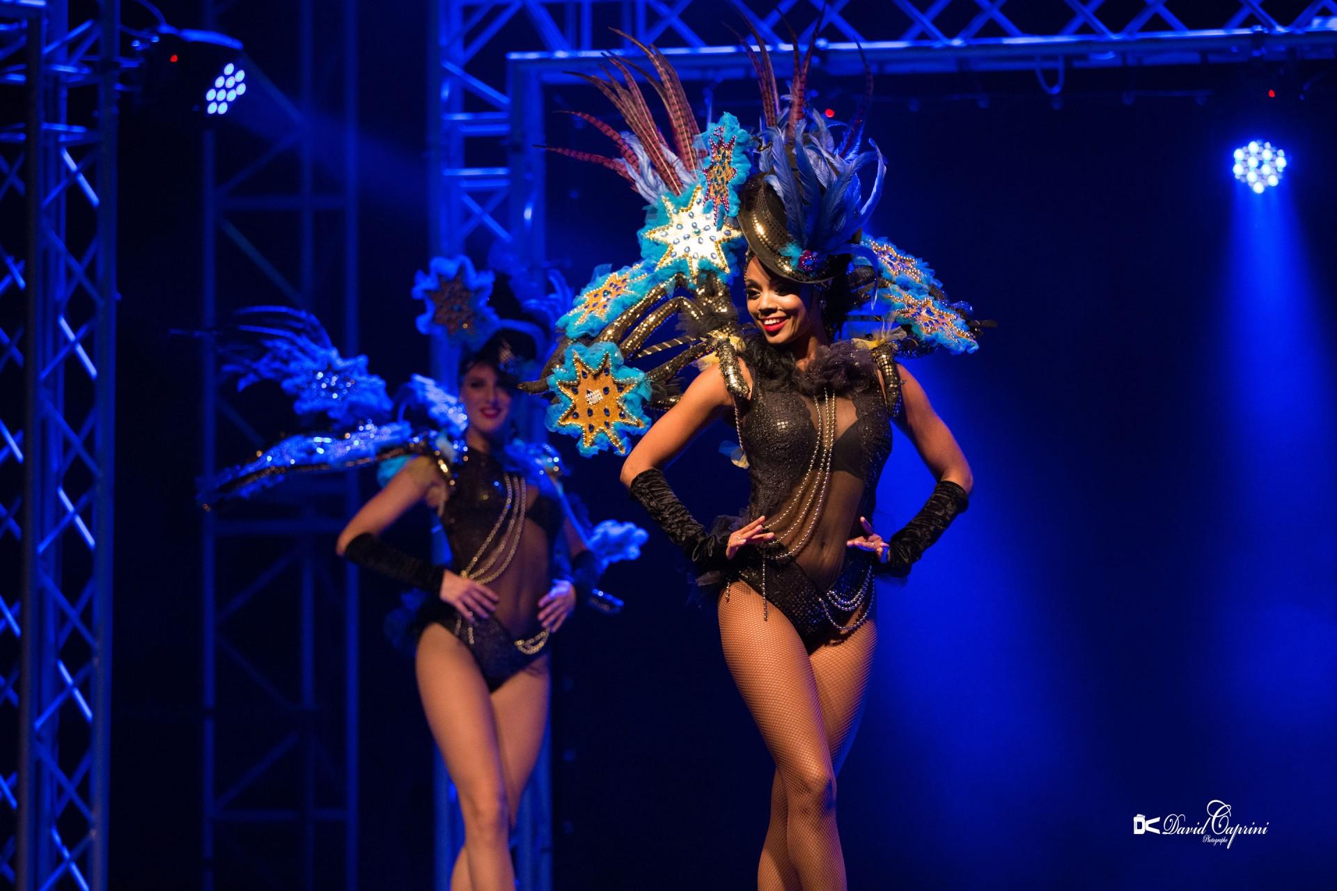 """Notre superbe spectacle de Cabaret Moderne """"ÉVASION"""" à Sainte-Maxime en cette magnifique saison d'été qui s'annonce pleine de succès."""
